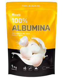 Suplemento Albumina 1kg - Growth Supplements