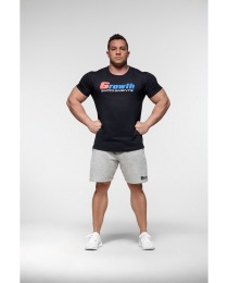 Suplemento Camiseta (Cam Preta) - Growth Supplements