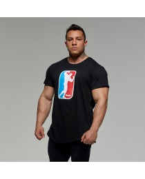 Suplemento Camiseta Preta Pose - Growth Supplements