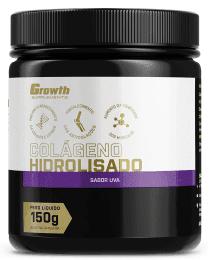Suplemento Colágeno Hidrolisado (150g) - Growth Supplements