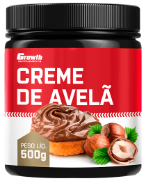 Suplemento Creme de Avelã 500gr - Growth Supplements