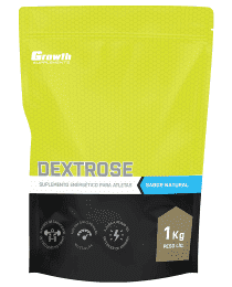 Suplemento Dextrose (1kg) - Growth Supplements
