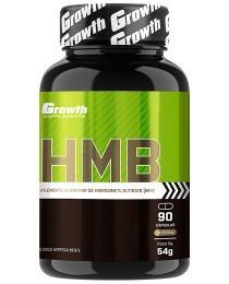 Suplemento HMB 90 Caps - Growth Supplements