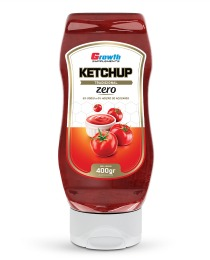 Suplemento Ketchup 400g - Growth Supplements