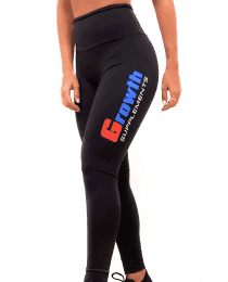Suplemento Legging Super Preta - Growth