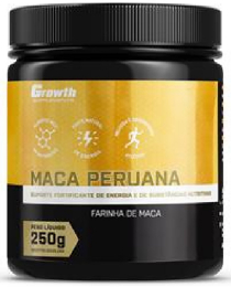 Suplemento Maca Peruana (250gr) - Growth Supplements