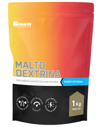 Suplemento Maltodextrina (1kg) - Growth Supplements