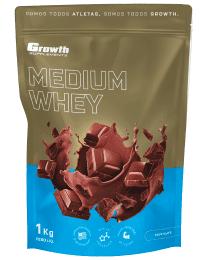 Suplemento Medium Whey Protein (1kg) - Growth Supplements