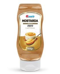 Suplemento Mostarda Rústica 400g - Growth Supplements