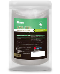 Suplemento Xylitol 250gr - Growth Supplements