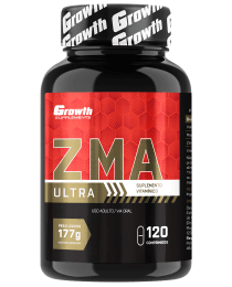 Suplemento ZMA ULTRA 120 comprimidos - Growth Supplements