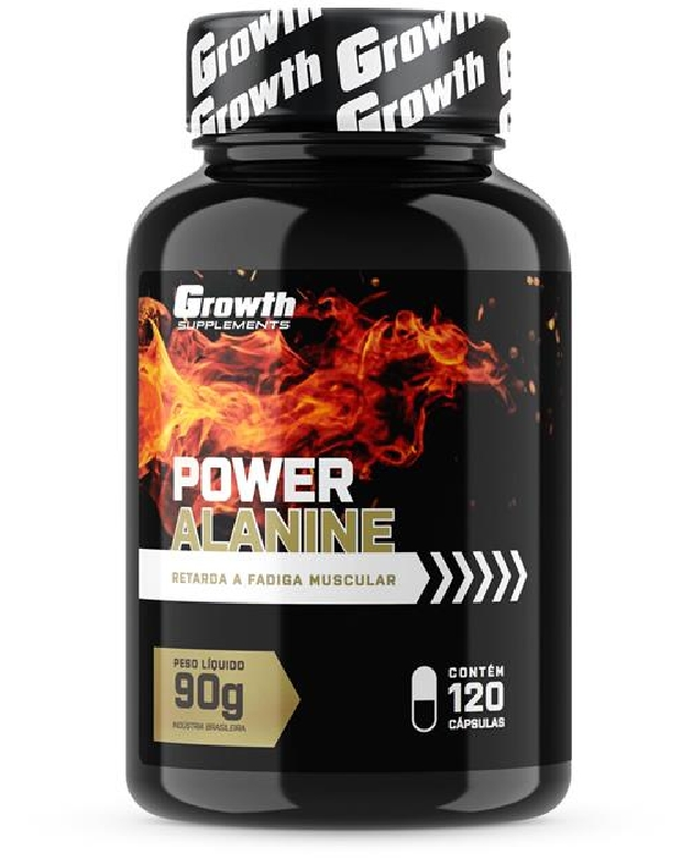 Power Alanine (120 caps) - Growth Supplements