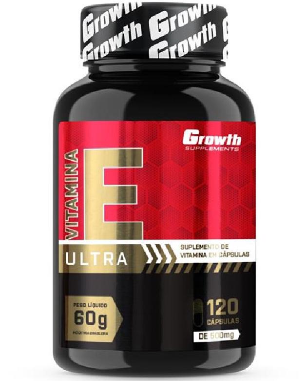 Vitamina E  ULTRA (1490UI) 120 caps - Growth Supplements